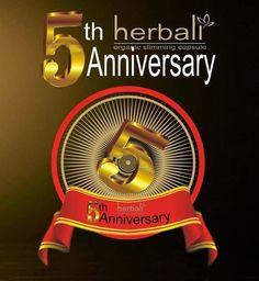 Herbali Before - After: Selamat Ulang Tahun ke 5 Herbali