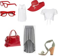 """""""Vacation hanging out"""" by japitts on Polyvore"""