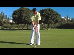 ▶ How To Position Your Shot For A 50 Yard Pitch - YouTube