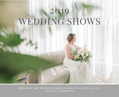 Wedding shows taking place in Ottawa and Toronto & GTA in 2019 for brides & grooms planning their weddings in Ottawa or Toronto. White Gowns, White Dress, Wedding Show, Wedding Day, Muslim Brides, Ottawa, Grooms, Gta, Bride Groom