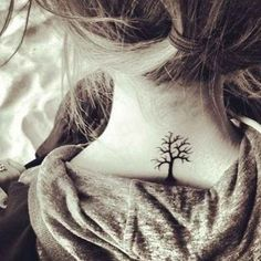 tree tatoo <3