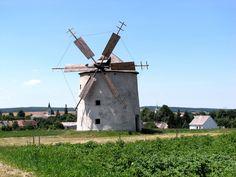 Windmill - Tés, Hungary....................d