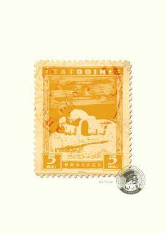 Star Wars Stamp–Stephan Van Zoggel