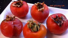 Persimmon or Caquis are grown locally in granada   Find out more about local fruits in this guide:  http://www.piccavey.com/spanish-fruit-guide/