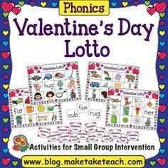 CVC Valentine Lotto FREEBIE!
