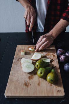 FvF Cooks with Marta Greber: Fall Fruit Crisp — Freunde von Freunden