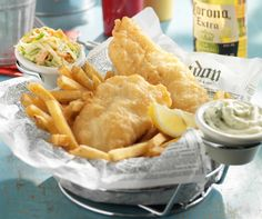Fish & Chips @ Seafood Shack