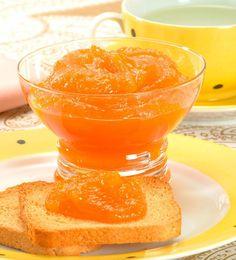 Geleia de cenoura