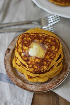 These Paleo Coconut Flour Pancakes are Fluffy Goodness