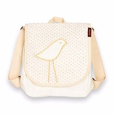 MilkBarn Organic Cotton Preschool Backpack Yellow Bird >>> Continue to the product at the image link. Preschool Backpack, Toddler Backpack, Toddler Outfits, Kids Outfits, Best Kids Backpacks, Unique Hoodies, Organic Baby Clothes, Baby Boutique, Leather Backpack
