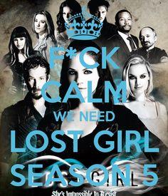 Lost Girl | Fan Promo | WE NEED LOST GIRL SEASON 5