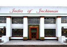 India of Inchinnan, Inchinnan, Scotland, U.K. | #ArtDeco #preservation #Scotland