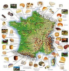 Carte de fromages                                                                                                                                                                                 Plus