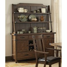 Coaster Furniture Padima Server/Hutch - 105704
