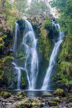 Stock Photo - Posforth Gill Waterfall in the Valley of Desolation, Whafedale Yorkshire Dales, UK Cornwall England, Yorkshire England, Yorkshire Dales, North Yorkshire, Oxford England, London England, Waterfalls In Yorkshire, Skye Scotland, Highlands Scotland