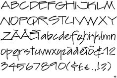 My Quest For Better Lettering