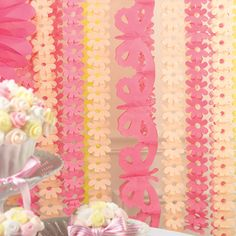 Butterfly Party Backdrop Decorations