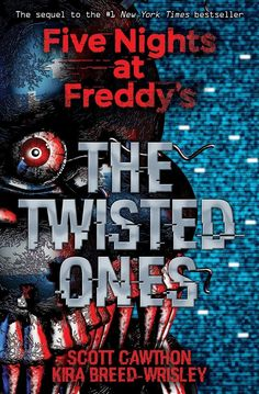 The Twisted Ones (Five Nights at Freddy's) I really want this book