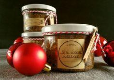 Noël+gourmand+&+vegan+:+Pâté+végétal+forestier+(Idée+cadeau+DIY)