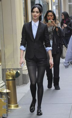 Krysten Ritter In New York City