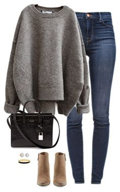 SHOP THE LOOK – casual winter outfit – cute ankle boots – thick sweater - outfit. - SHOP THE LOOK – casual winter outfit – cute ankle boots – thick sweater – outfit.tophaarmodelle, Source by - Pullover Outfit, Pullover Mode, Looks Style, Casual Looks, My Style, Mode Outfits, Fashion Outfits, Womens Fashion, Fashion Ideas