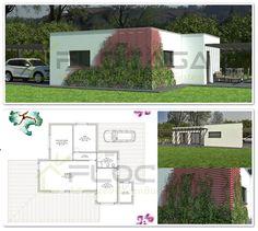 Flocasa Casa Eta X-Lam progetto