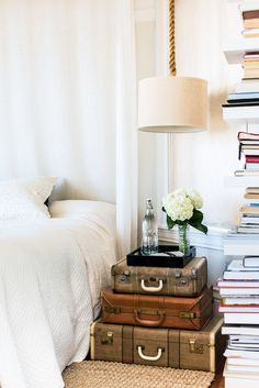Small light Victorian home via Rue Magazine  gravityhomeblog.com - instagram - pinterest - bloglovin