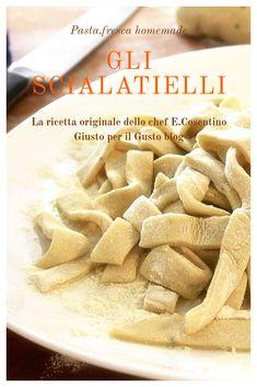 Pasta Casera, Lotsa Pasta, Pizza, Fresh Pasta, Gnocchi, Ravioli, Italian Recipes, Pasta Recipes, Buffet
