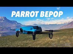 Drone Parrot Bepop + Skycontroller - La RECENSIONE