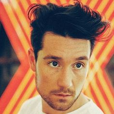 dan smith of bastille for volume #14. copies are only available via our web-store - link is in our bio.