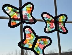 18 proyectos diy de primavera para hacer con niños ▲▲▲ www.unamamanovata.com ▲▲▲ #unamamanovata #diy #manualidades #primavera
