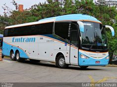 Ônibus da empresa Emtram, carro 5090, carroceria Irizar i6 390 Plus, chassi Mercedes-Benz O-500RSD BlueTec 5. Foto na cidade de São Paulo-SP por Guilherme Estevan, publicada em 29/08/2016 12:35:34.