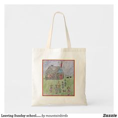 Tote Bag created by mountainbirds. School Tote, Budget Fashion, Summer Pictures, Sunday School, My Design, Reusable Tote Bags, Satchel