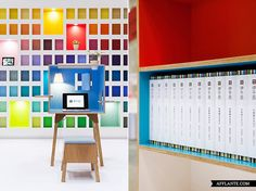 Ichiro Japan Shop 2012 // Torafu Architects   Afflante.com