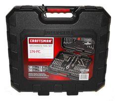 Craftsman 174 PC Mechanics Tool Set 31892 Now for sale on Venus' astore on Amazon http://astore.amazon.com/el01f-20/detail/B005VFYBL8