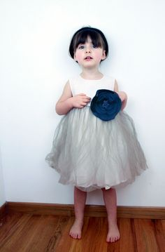 Nellystella Natalie Dress // poppyscloset.com flower girl