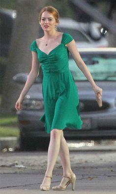 a6b95db397 La La Land filme. Lala Land Dresses