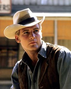 """There's a lot of bad in the world, but you can't avoid it -- you have to fight it."" - Heath Barkley, The Big Valley"
