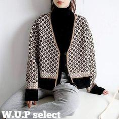 Fashion 2020, High Fashion, Winter Fashion, Knit Fashion, Womens Fashion, Fair Isle Knitting Patterns, Cool Sweaters, Knit Sweaters, Office Outfits