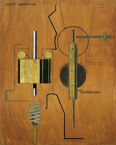 Francis Picabia, L'Enfant Carbourateur  Art Experience NYC  www.artexperiencenyc.com