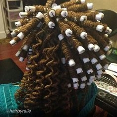 Dread Locs and rods