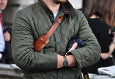 Quilted Barbour