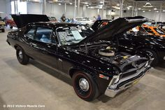 Black Friday Muscle: 1969 Chevrolet Nova SS 396