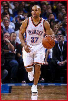 Thunder up Oklahoma City Thunder Basketball, Thunder Nba, Thunder Strike, Basketball Players, Derek Fisher, Boomer Sooner, Nba Players, Best Player, Aba