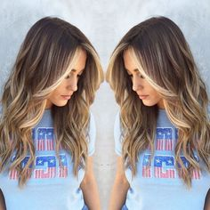 50 Ideas for Light Brown Hair with Highlights and Lowlights Bold Face-Framing and Understated Balayage Ombré Hair, Bad Hair, Hair Day, Brown Blonde Hair, Light Brown Hair, Fall Blonde, Blonde Honey, Medium Blonde, Bright Blonde