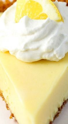 Magnolia Lemon Pie (aka Lemon Icebox Pie)