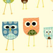 Lots of owl fabric...have you seen this @Sherilee Coffey?