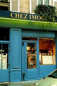 Chez Imogène: Good creperie , cheap lunch (10 euros), They speak english. close to métro République. (11th)