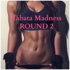 tabata madness Day 1