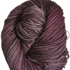 Madelinetosh Tosh Chunky Yarn - Night Bloom- Love this color!!